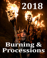 Burning and Procession 2018