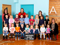 Whiteness Primary School 2020